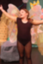 Emily Hutto as Butterfly, in The One and Only Owen Premiere 2004
