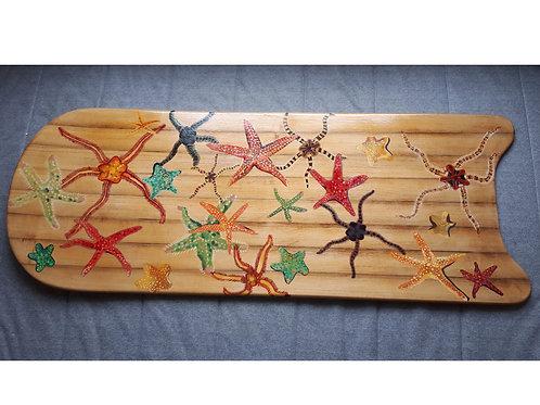 British Starfish Bellyboard