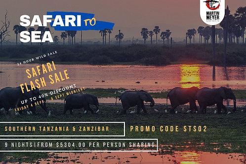 Safari to Sea - Processing Fee