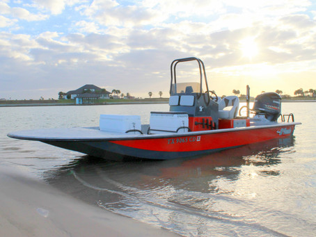TIPS FOR BOATING ON SHALLOW WATER