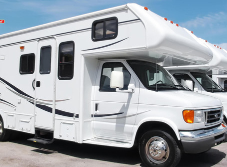 Caring for your RV