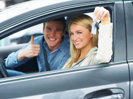 THINKING ABOUT DRIVING FOR A RIDE-SHARE COMPANY? HERE'S THE AUTO INSURANCE YOU NEED