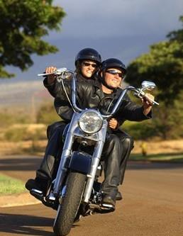 Motorcycle Helmets Are Essential