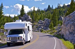 COVER YOUR RV BEFORE HITTING THE ROAD