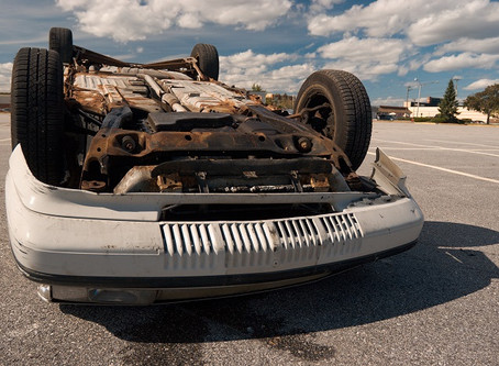 WILL YOUR AUTO INSURANCE POLICY PAY FOR ROLLOVER DAMAGE?