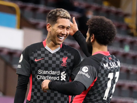 LIVERPOOL HAVE IT ALL TO LOSE