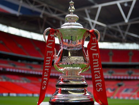 WHO WILL COME OUT ON TOP AT WEMBLEY