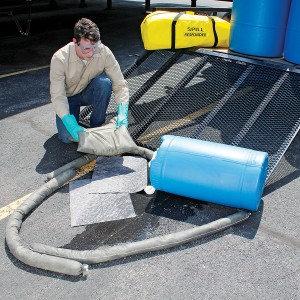 SPKU-DUFF - Universal Duffle Spill Kits