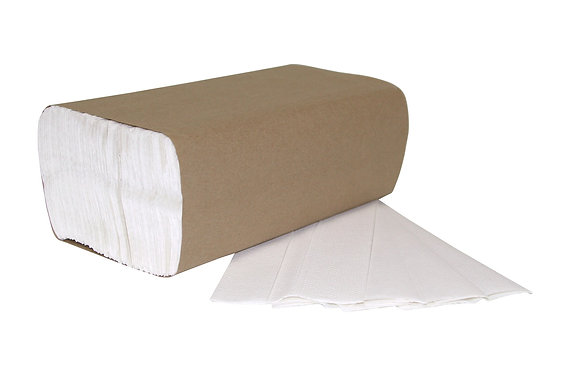 183223 - MAYFAIR® White C-Fold Towel