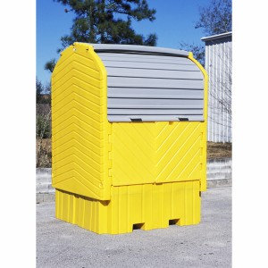 ULT1162 - Ultra-IBC Hard Top w/o Drain