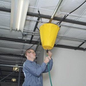 "LD1818 - Pipe Leak Diverter - 18""W x 18""L"