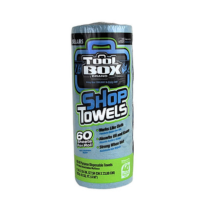 54400- Z400 Toolbox® Blue Rolls of Shop Towels