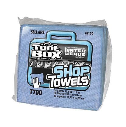 78150 - T700 TOOLBOX® WaterWeave® Blue 1/4 Fold