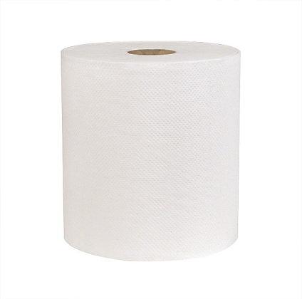 183211 - White Hard Wound Towel 800'