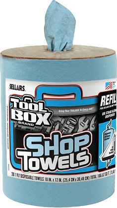 55207 - Z400 Toolbox® Blue Big Grip® Refill Wipers