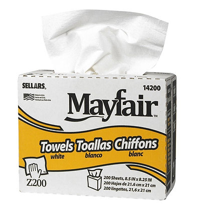 14200 - Mayfair® Z200 Pop-up Towels