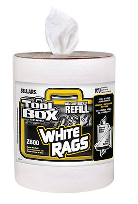 60321 - Z600 Toolbox® White Big Grip® Refill Wiper