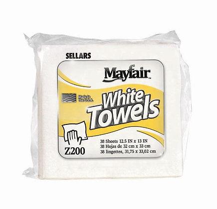 14100 - Mayfair® Z200 1/4 fold Towels