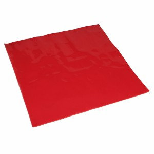 """ADC42-R - Drain Cover (Red) - 42""""W x 42""""L"""