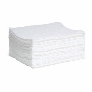 WPB100S - Oil Only Absorbent Pads - 100 per CS
