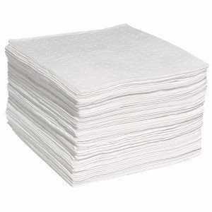 WPB200S - Oil Only Absorbent Pads - 200 per Case