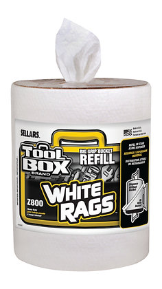 80221- Z800 Toolbox® White Big Grip® Bucket Refill