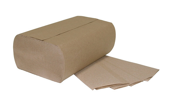 183204 - MAYFAIR® Brown Multi-Fold Towel