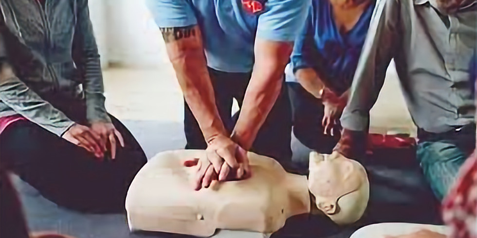 CPR/BLS with Bill Simas