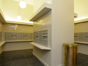 MAILROOM AT THE FLATS