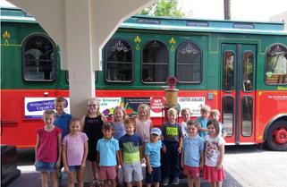 Ormewood Festival Trolley Tour