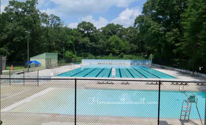 Grant Park Pool