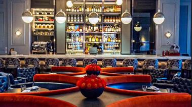 Four Seasons Hotel Bar Margot