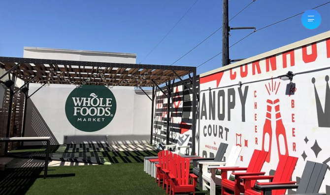 WHOLE FOODS CANOPY COURT