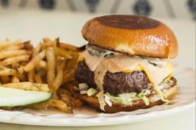 Hampton & Hudson Burger