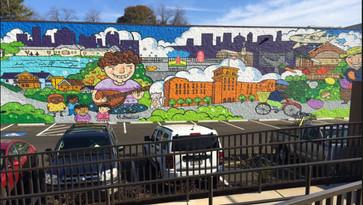 Art on the Eastside Trail