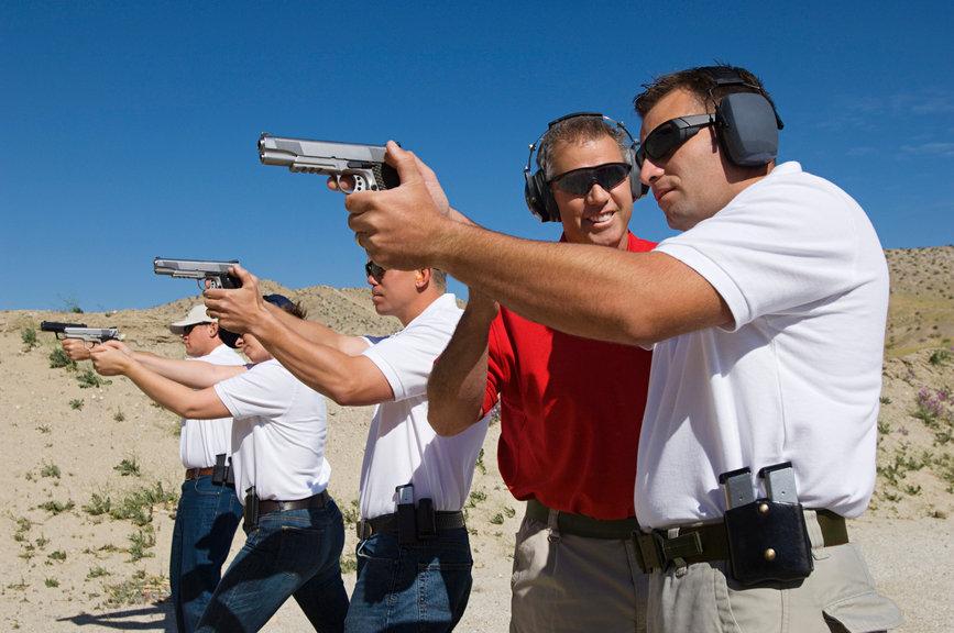 Gun Safety 101