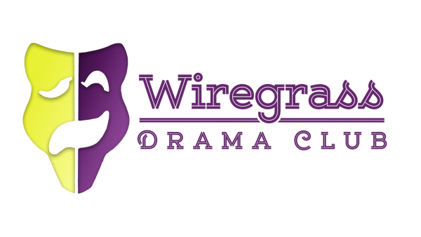 Wiregrass Drama Club Logo Design_Alex Pr
