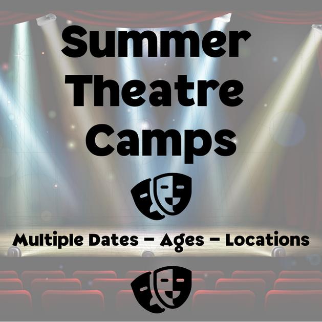 Copy of Summer Theatre Camps 2021 social