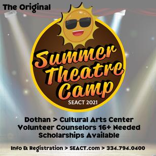 Summer Theatre Camps 2021 dothan social.