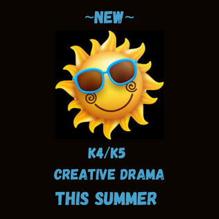 45 Year old Creative Drama Camp 1080x108