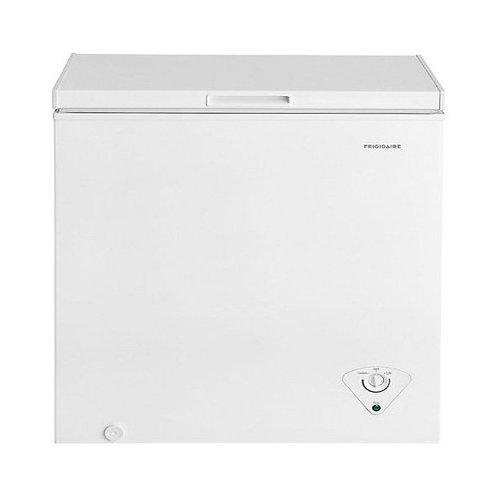 """Frigidaire Freezer 7 CUFT White """"FFCC07A3HQW """"/5946"""