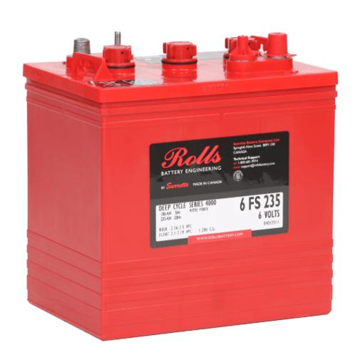 Rolls Battery 6V 235A