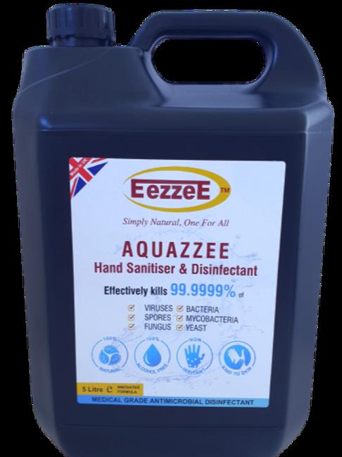 Aquazzee Hand Sanitiser 5L Refill