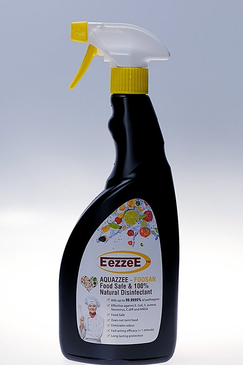 Empty Bottle of EezzeE Aquazzee Trigger Spray 750ml