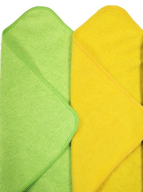 EezzeE Microfiber Cloths (Pack of 2)
