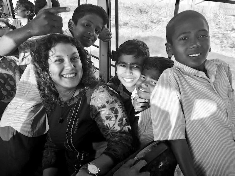 Volontariat orphelinat en Inde