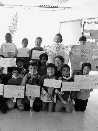 Présentation sur l'environnement Népal