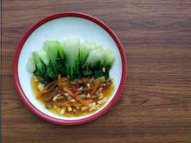 Nai Bai In Tofu Sauce
