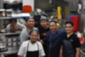 Mr. N Kitchen Staff