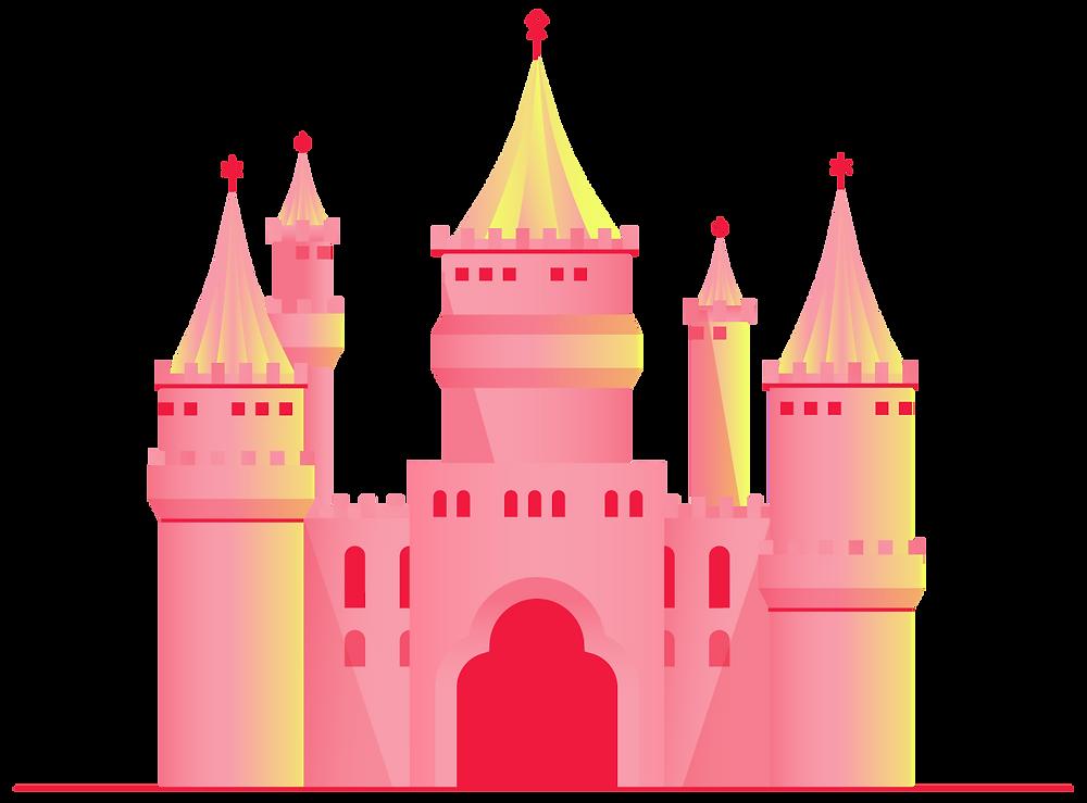 pink-sleeping-beauty-castle-icon